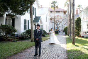 St. Augustine Florida Wedding