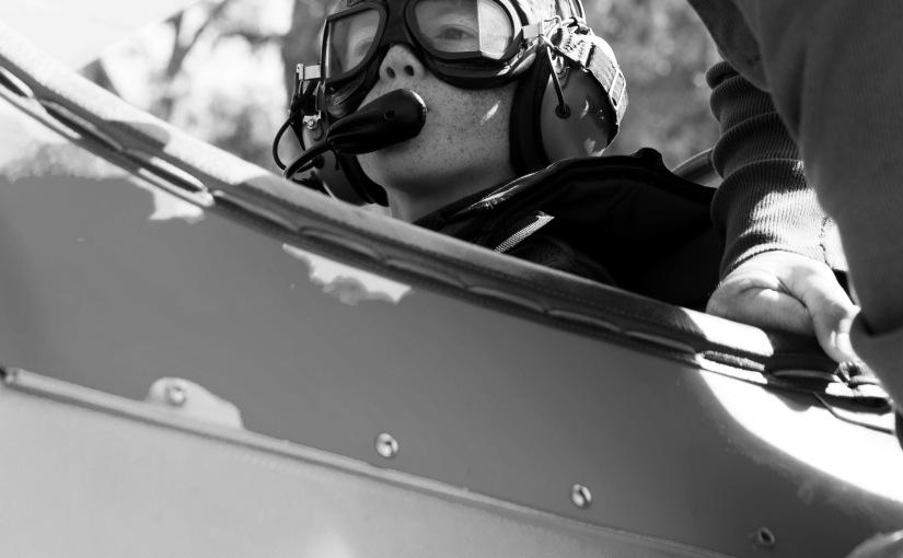 Flying High | Jerina MacPhotography