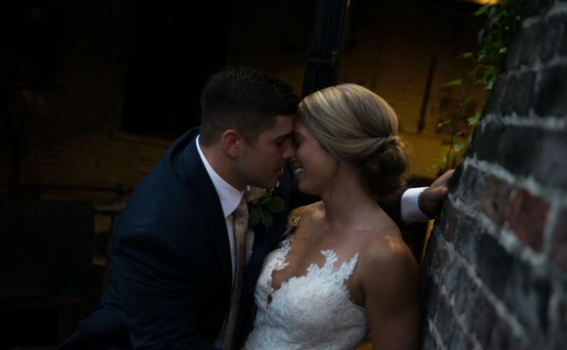 Blog: Brent & Brandee Tie TheKnot
