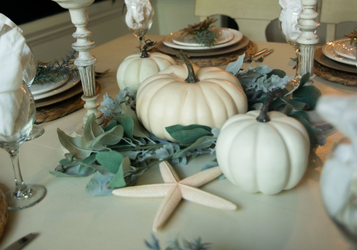 Fall Into Thanksgiving for your table