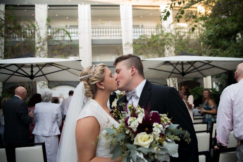 The Kimpton Brice Hotel Wedding|Jerina MacPhotography
